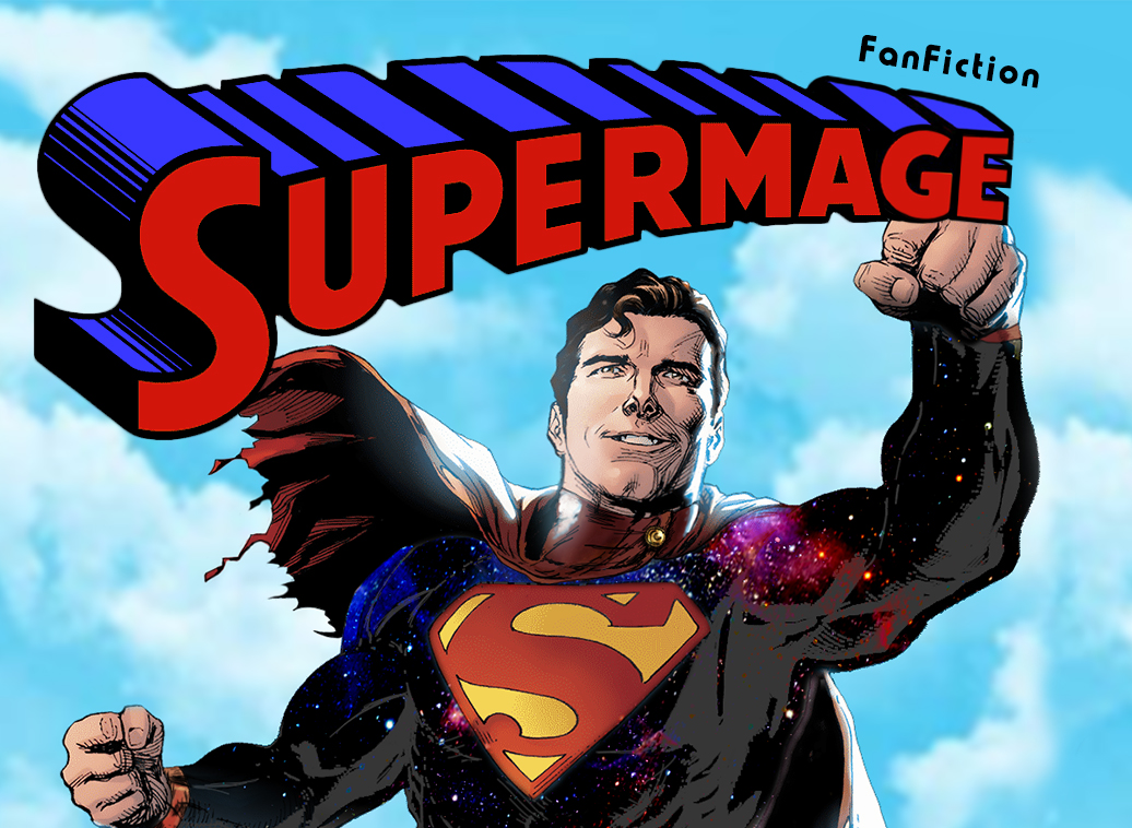 Supermage - fanfiction
