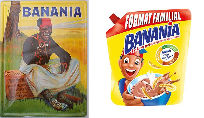Packaging Banania