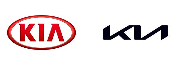 Nouveau logo Kia