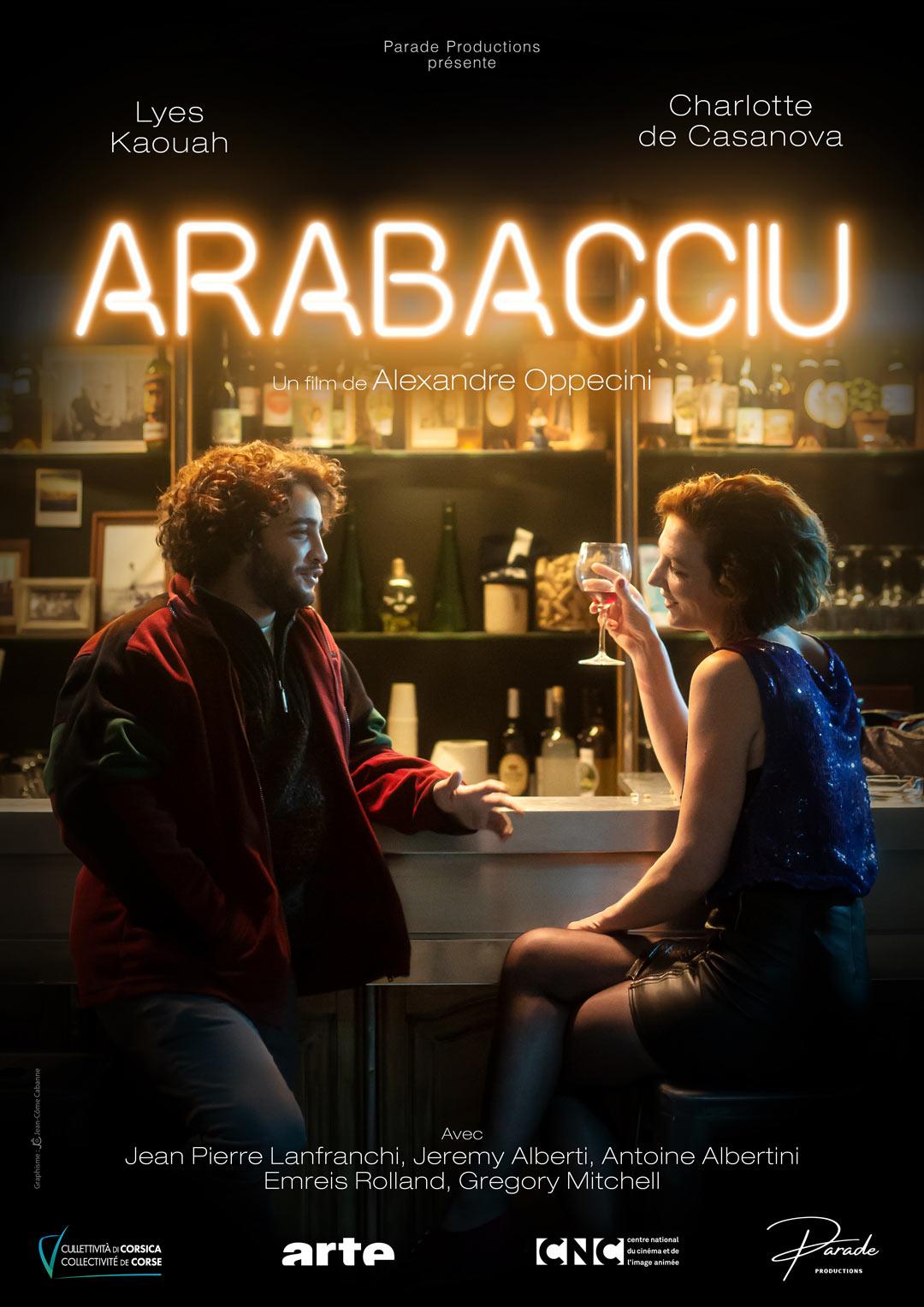 Affiche du film Arabacciu